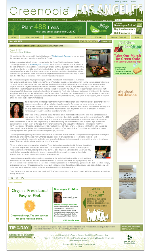 stef_mcdonald_greenopia_clip_ghalia_baking_interview